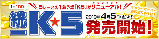 K5リニューアル