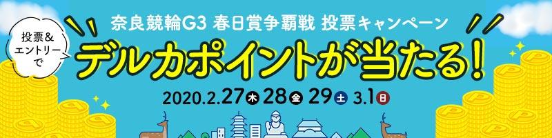 奈良G3投票CP